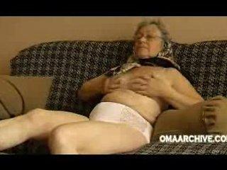 Granny couch strip